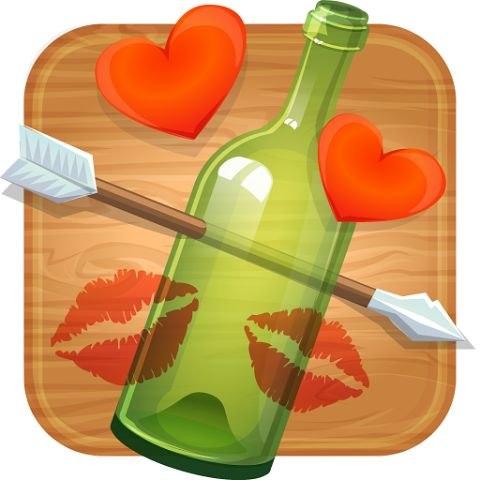 игры бутылочка на поцелуи целуй и знакомься